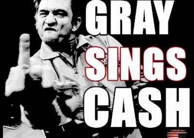 Gray Sings Cash